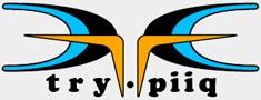 タッチラグビーチーム【try・piiq】バナー