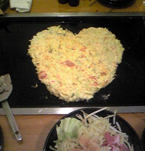 LOVE okonomiyaki