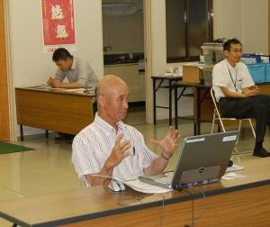 作州津山商工会パソコン講習会(デジカメ操作)久米支所