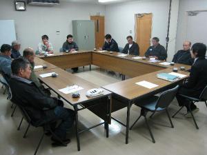 作州津山商工会久米地区工業部会議