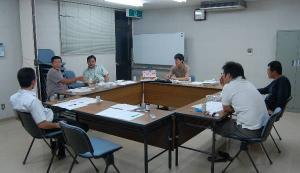 作州津山商工会青年部久米支部全体会議