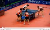 【卓球】 最新全日本選手権 阿部/小野VS石川/平野
