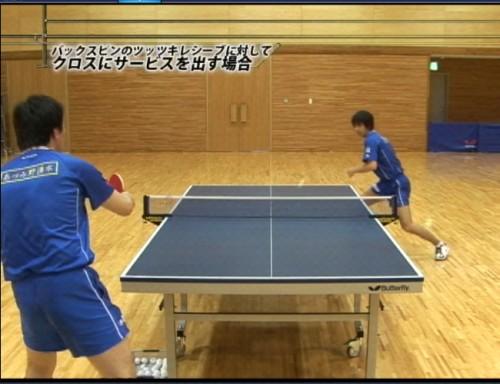 遊澤亮驚異の卓球上達法 サンプル写真大 09
