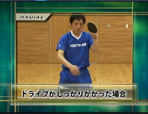 遊澤亮驚異の卓球上達法 サンプル写真大 08