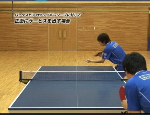 遊澤亮驚異の卓球上達法 サンプル写真大 06