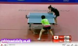 【卓球】 UAE Open 2011  福原愛VS文佳