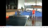 中国の子供達の多球練習(驚きの速さ)