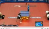 世界卓球2011 サムソノフVSドリンコール
