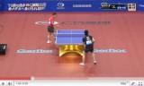世界卓球2011 水谷隼VSリュウソン(2回戦)