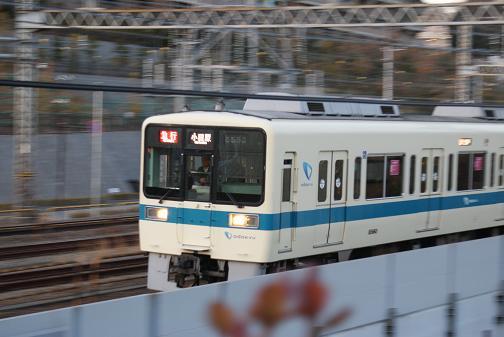 小田急普通列車