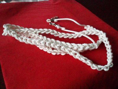 ロープ編み