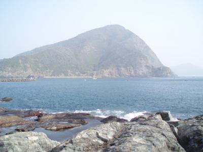 蒲江屋形島