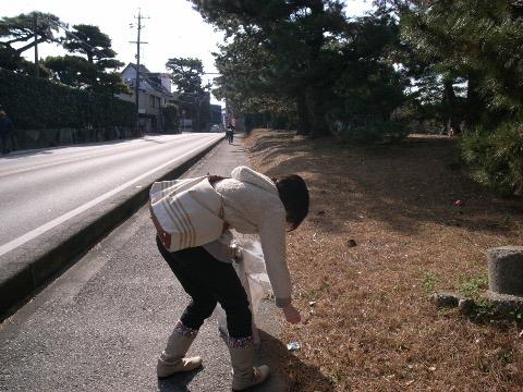 清掃活動20090211