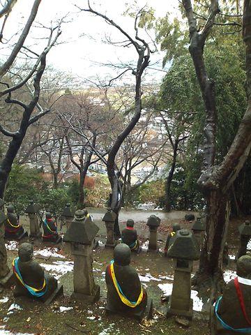 長慶寺 五百羅漢
