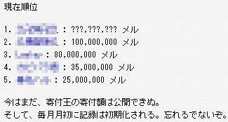 寄付王 (3)
