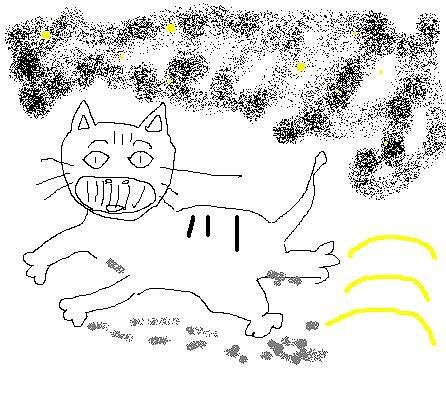 s-運命のネコ