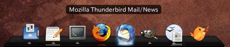 AvantWindowNavigator Ubuntu ランチャー
