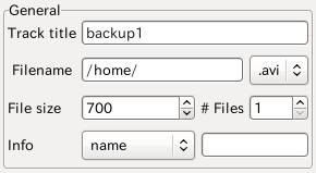 Ubuntu AcidRip DVDリッピング設定
