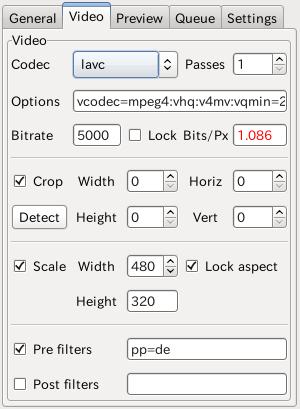 Ubuntu AcidRip コーデック
