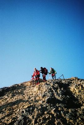 山岳で4X