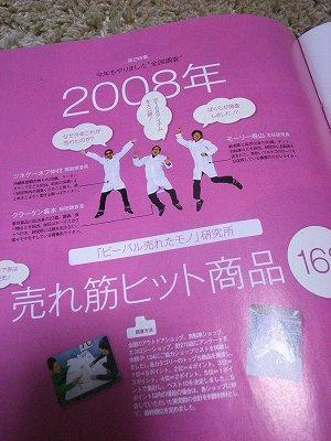 売れ筋2008