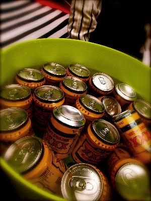 夏ビールフォーエックスビール