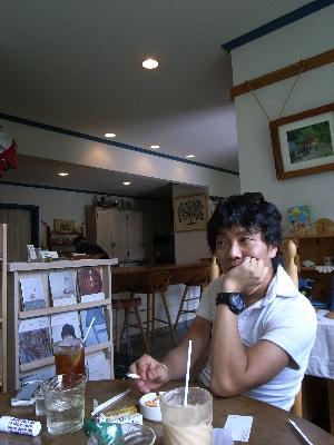 軽井沢shakerさん5