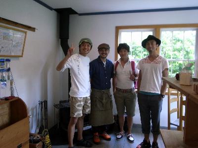 軽井沢shakerさん6