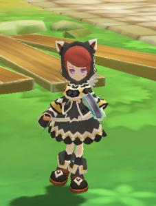 ミラ(染色)