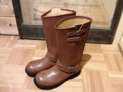田舎仕様ブーツ