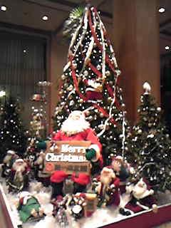 第一滝本館クリスマス