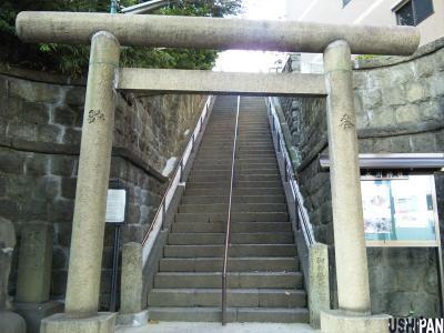 上目黒氷川神社1