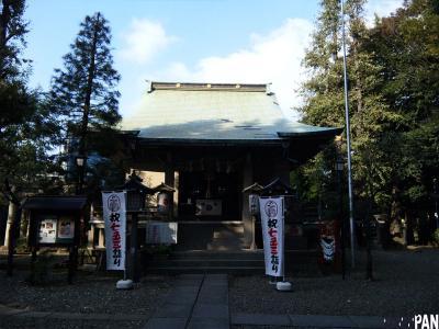 上目黒氷川神社2