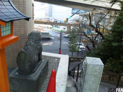 上目黒氷川神社3