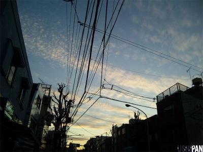 ウロコ雲1