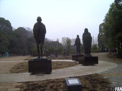 哲学堂公園4b