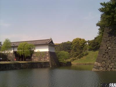 旧江戸城2
