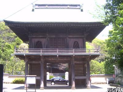 国分寺桜門1