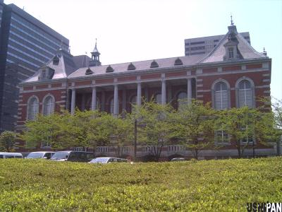 法務省旧本館2