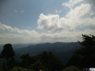 御岳山ハイキング1