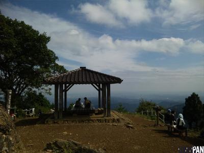 御岳山ハイキング2