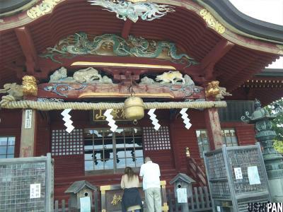 武蔵御嶽神社1