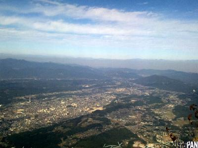 武甲山頂上4