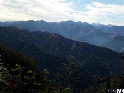 武甲山下り1