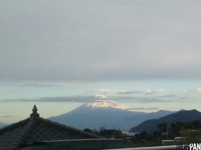 山と海と夕日5