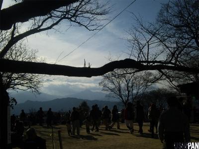 高尾山初詣2