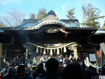 高尾山初詣3