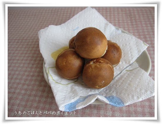 豆腐入り焼ハニードーナツ