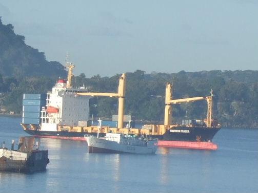 貨物船 SOUTHERN TRADER