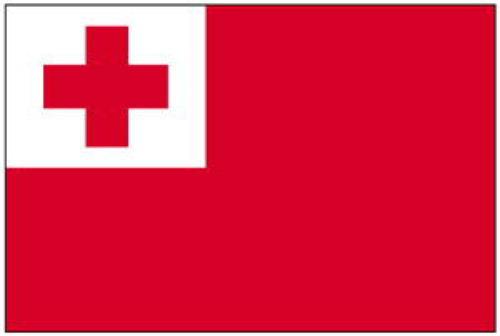トンガ王国国旗